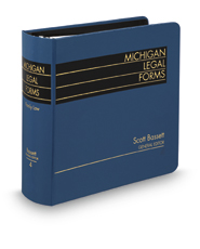 Family Law with Forms on CD (Michigan Legal Forms, Vol. 4)