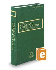 California Penal and Evidence Codes, 2020 ed. (California Desktop Codes)