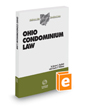 Ohio Condominium Law, 2017-2018 ed. (Baldwin's Ohio Handbook Series)