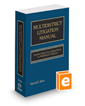 Multidistrict Litigation Manual: Practice Before the Judicial Panel on Multidistrict Litigation, 2017 ed.