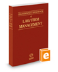 Hildebrandt Handbook of Law Firm Management, 2016 ed.