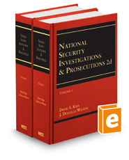 National Security Investigations and Prosecutions, 2d