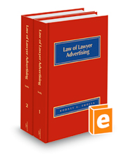 Law of Lawyer Advertising