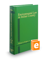 Environmental Law in Indian Country