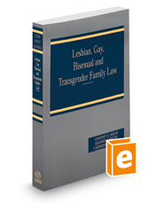 Lesbian, Gay, Bisexual and Transgender Family Law, 2018 ed.