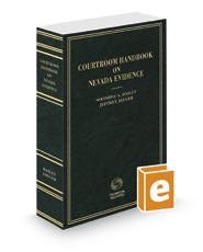 Courtroom Handbook on Nevada Evidence, 2020 ed.