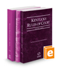 Kentucky Rules of Court - State, Federal, and Local, 2016 ed. (Vols. I-III, Kentucky Court Rules)
