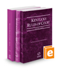 Kentucky Rules of Court - State, Federal, and Local, 2020 ed. (Vols. I-III, Kentucky Court Rules)