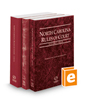 North Carolina Rules of Court - State, Federal, and Local, 2018 ed. (Vols. I-III, North Carolina Court Rules)