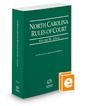 North Carolina Rules of Court - Local, 2017 ed. (Vol. III, North Carolina Court Rules)