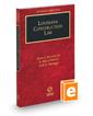 Louisiana Construction Law, 2016 ed. (Louisiana Practice Series)