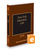 New York Insurance Law, 2017-2018 ed. (Vol. 31, New York Practice Series)