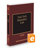 New York Insurance Law, 2019-2020 ed. (Vol. 31, New York Practice Series)