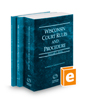 Wisconsin Court Rules and Procedure - State, Federal, and Local, 2019 ed. (Vols. I-III, Wisconsin Court Rules)