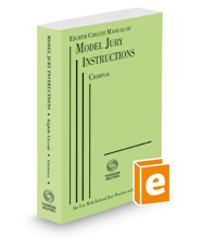 Eighth Circuit Manual of Model Jury Instructions—Criminal, 2014 ed. (Federal Jury Practice and Instructions)