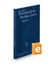 Tenth Circuit Pattern Jury Instructions—Criminal, 3d (Federal Jury Practice and Instructions)