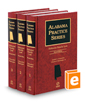 Alabama Family Law, 2d (Alabama Practice Series)