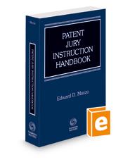 Patent Jury Instruction Handbook, 2020-2021 ed.