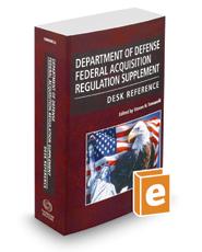 Department of Defense Federal Acquisition Regulation Supplement Desk Reference, 2017-1 ed.