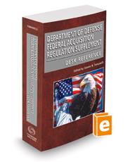 Department of Defense Federal Acquisition Regulation Supplement Desk Reference, 2021-1 ed.
