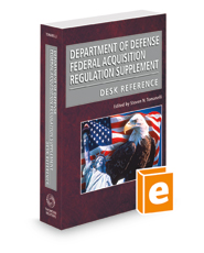 Department of Defense Federal Acquisition Regulation Supplement Desk Reference, 2021-2 ed.