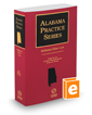 Alabama Elder Law, 2017-2018 ed. (Alabama Practice Series)