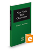 New York Trial Objections, 2015 ed.