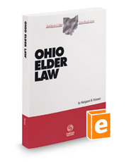 Ohio Elder Law, 2018 ed. (Baldwin's Ohio Handbook Series)