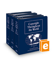 Copyright Throughout the World