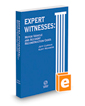 Expert Witnesses: Motor Vehicle and Accident Reconstruction Cases, 2019-2020 ed.