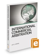 International Commercial Arbitration, 2019 ed.