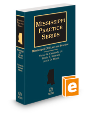 Mississippi DUI Law and Practice, 2020-2021 ed.