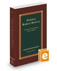 Federal Habeas Manual, 2016 ed.