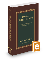 Federal Habeas Manual, 2017 ed.