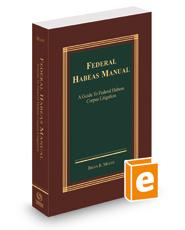 Federal Habeas Manual, 2018 ed.