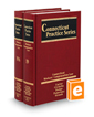 Connecticut Workers' Compensation Law (Vols. 19 and 19A, Connecticut Practice Series)