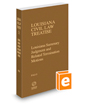 Louisiana Summary Judgment and Related Termination Motions, 2019 ed. (Louisiana Civil Law Treatise, Vol. 22)