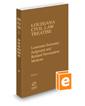 Louisiana Summary Judgment and Related Termination Motions, 2020 ed. (Louisiana Civil Law Treatise, Vol. 22)