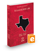 Texas Elder Law, 2017-2018 ed. (Vol. 51, Texas Practice Series)
