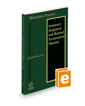 Minnesota Summary Judgment and Related Termination Motions, 2021-2022 ed. (Vol. 30, Minnesota Practice Series)