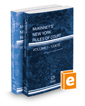 McKinney's New York Rules of Court - State and Federal District, 2021 ed. (Vols. I & II, New York Court Rules)