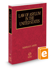 Law of Asylum in the United States, 2016 ed.