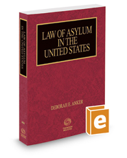 Law of Asylum in the United States, 2017 ed.