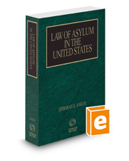 Law of Asylum in the United States, 2018 ed.