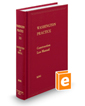 Washington Construction Law Manual (Vol. 33, Washington Practice Series)