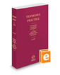 Tennessee Summary Judgment and Related Termination Motions, 2019-2020 ed. (Vol. 24, Tennessee Practice Series)