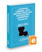 Louisiana Criminal Jury Instructions and Procedures Companion Handbook, 2020 ed.