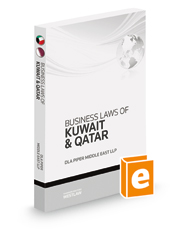 Business Laws of Kuwait and Qatar, 2014 ed.