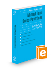 Mutual Fund Sales Practices, 2021 ed. (Securities Law Handbook Series)