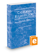 California Rules of Court - Federal Bankruptcy Courts, 2020 revised ed. (Vol. IIA, California Court Rules)